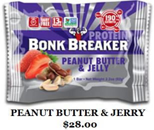 Protein Bar_PEANUT BUTTER & JERRY